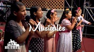 Confío En Dios - Bethel Kids
