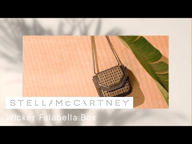 Stella McCartney's wicker Falabella Box Bag