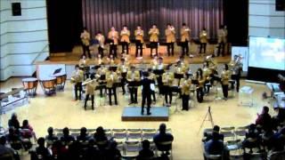 すっきり昭和コンサート 2016年1月23日 甲斐市敷島吹奏楽団 作曲:筒美...