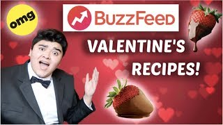 BUZZFEED VALENTINES DAY RECIPES TESTED