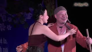 """Cười Lộn Ruột Với Hài Nghệ """" Một Ông Hai Bà"""""""