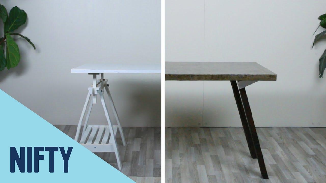 Lightweight Concrete Table