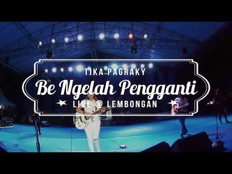 ROCKTOBER Feat TIKA PAGRAKY - Be Ngelah Pengganti (Live @Lembongan)