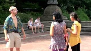 Skippy Visits Central Park