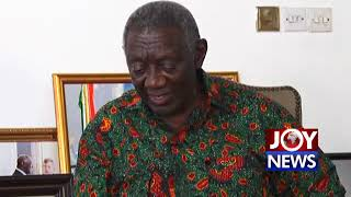 Greed is the major problem hindering our fight against corruption - Kufuor. (10-12-18)