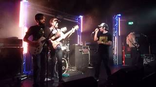 Funeral For A Friend : Recovery + Juneau @ Live Rooms, Chester 27/03/2015
