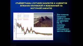 видео Исследование эффузивных пород