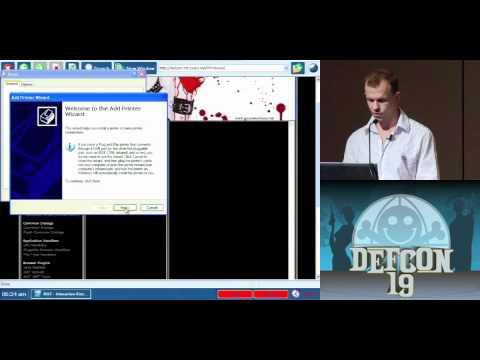 DEFCON 19 (2011) - Kiosk Hacking Redux