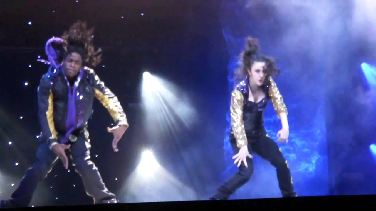Kathryn Mccormick So You Think You Can Dance SYTYCD Tour 2010 - I C...