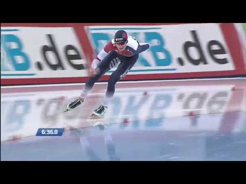 Martina Sablikova 5000m - 6:47.42. World Cup 2 Salt-Lake City 2015/2016