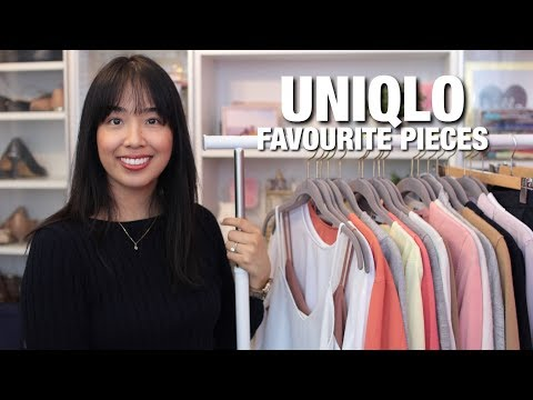 Uniqlo | Favourite Pieces