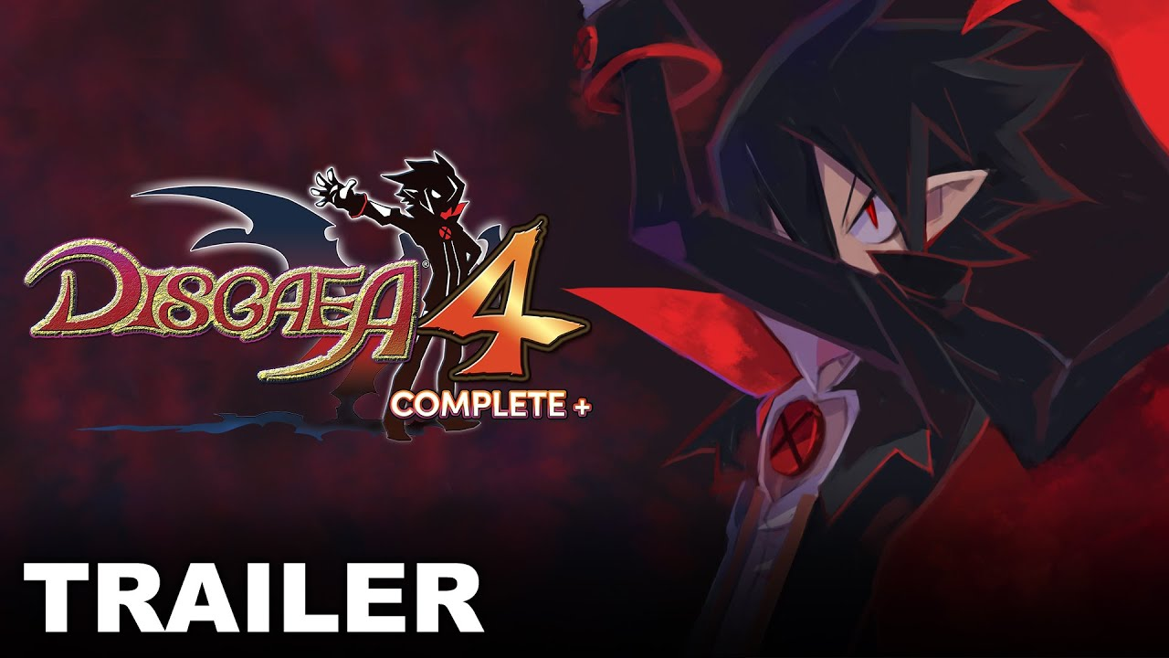 Disgaea 4 Complete+ Network Features Update