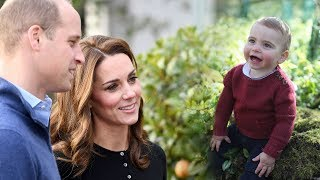 Happy birthday to Louis! William & Kate share beautiful pictures of their son to mark first birthday