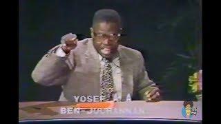 Dr. Yosef Ben-Jochannan & George Simmonds (1987) | African Origins