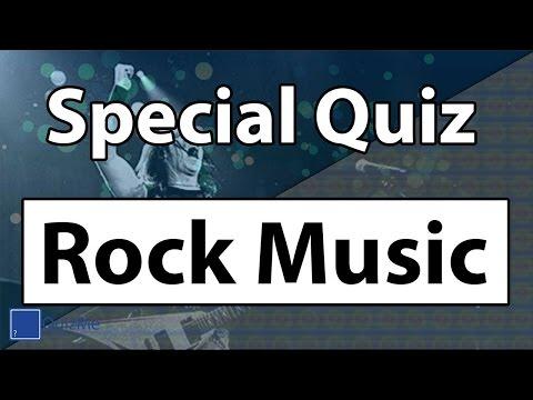 Rock Music Quiz   QuizMe
