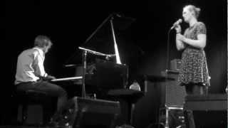 Live at Musikhuset, Aarhus on Oct. 12. 2012. Johanna Jürgensen - Vo...