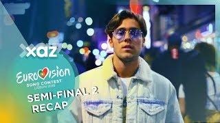 Eurovision 2018: Semi-final 2 (Recap of all songs)