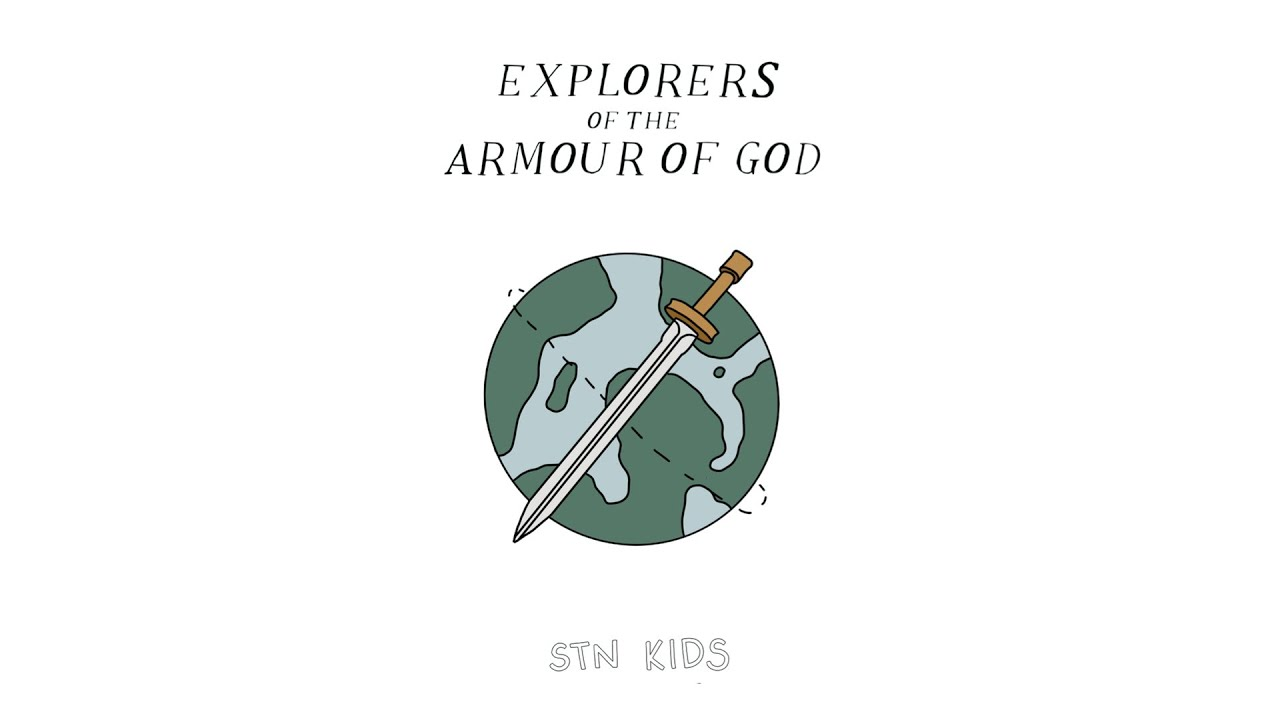 Breastplate Of Righteousness Explorers Of The Armour Of God House Kids Youtube