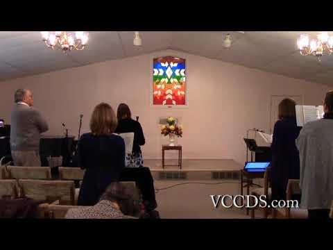 111917 - Dr. Maurita Wiggins ~ Valley Community Church, Divine Science ~ Roanoke, VA