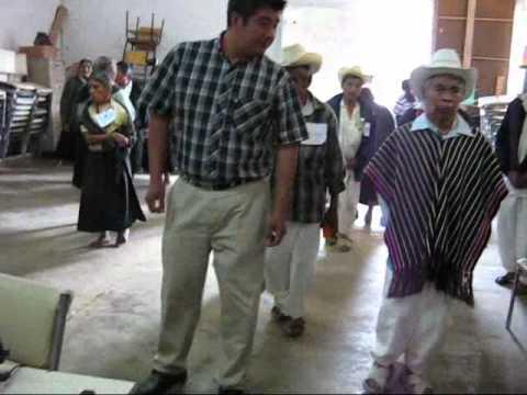 baile tradicional en Tequila, Veracruz