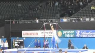 Horizontal bar - Rybalko (D) + Gaylord el-grip (D)