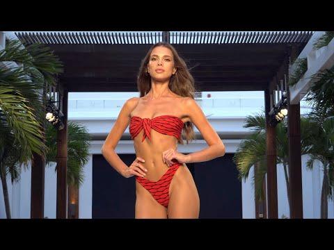 VINCIJA SWIM 4K UNCUT / 2020 Swimwear Collection / Miami Swim Week 2019