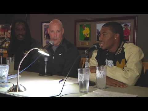 Mizzou Tiger Talk with Gary Pinkel, Markus Golden, and Marcus Murphy