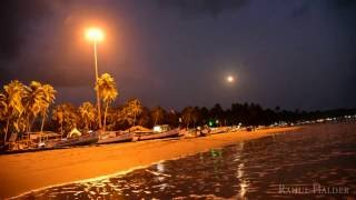 Palolem Beach Timelapse (Goa)