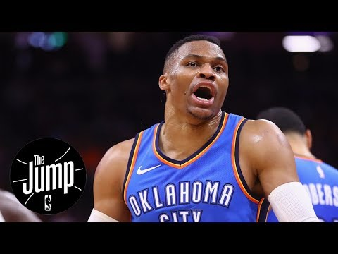 Too early to start worrying about Oklahoma City Thunder | The Jump | ESPN