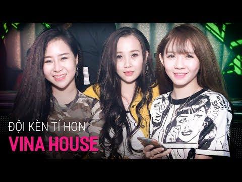 NONSTOP Vinahouse 2019 | Đội Kèn Tí Hon - Te Tò Te Remix - DJ Long Nhật | Nhạc Lê Bảo Hay Quẩy