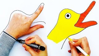 7 Handy Palm Art Hacks | Smart Drawing Hacks | Craft Factory