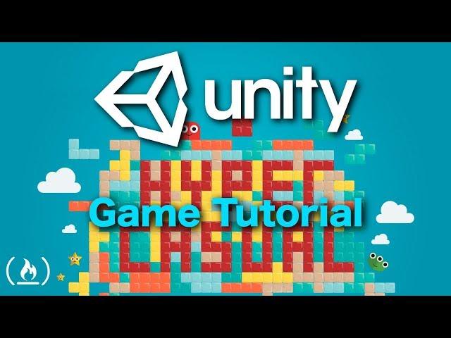 2d Game Dev Unity Tutorial - Hyper Casual Game