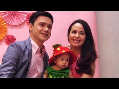 Behind the Scenes: Patrick Garcia, Nikka and Baby Chelsea