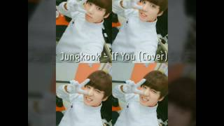 [Mp3/Audio] Jungkook BTS - IF YOU (Cover) BigBang