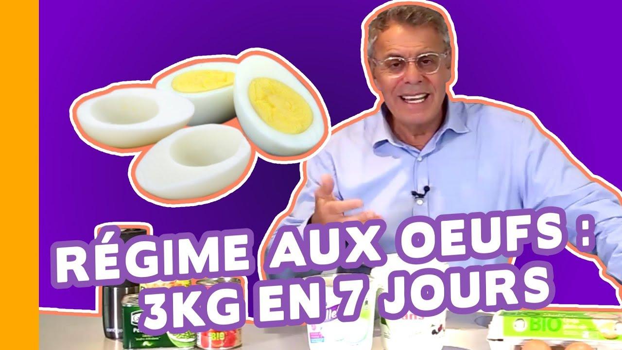 Download 🥚 Le Régime aux Oeufs Pour Perdre 3 kg en 7 Jours 🐣