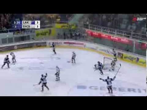 Highlights: Lakers vs EHC Biel