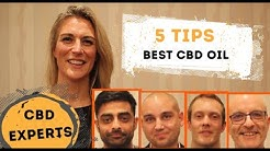 How To Buy The Best CBD Oil