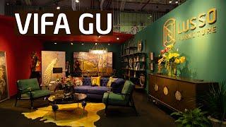 Các gian hàng nổi bật tại triễn lãm Phong cách nội thất - VIFA GU