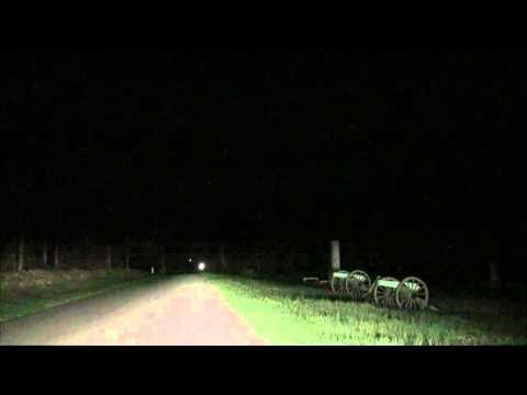 Gettysburg Ghost Sighting