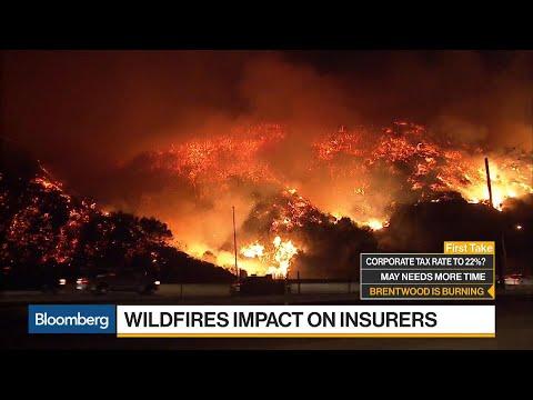 California Wildfires Take Personal, Economic Toll