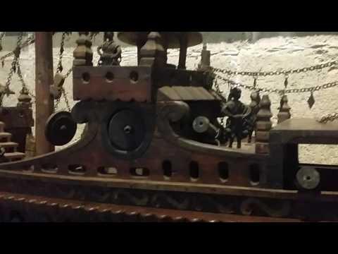 Manila galleon replica