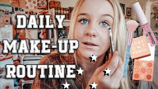 DAILY MAKE-UP SCHMINK ROUTINE | MaVie Noelle