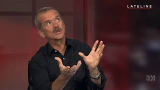 Chris Hadfield on Space Oddity and selecting the next generation of astronauts