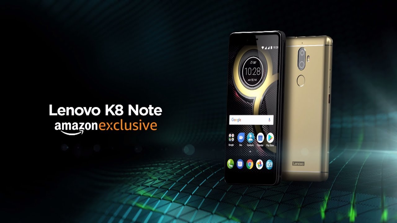 Lenovo K8 Note Pros and Cons: 15 Reason to buy & 7 Reason to