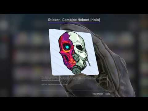 CS:GO Update   Half Life: Alyx Stickers, Patches And Pins   Patch Pack And Sticker Capsule Unboxing