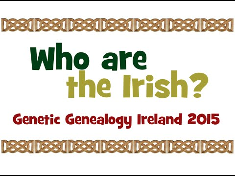 Irish Clans & Irish identity (Dr Cathy Swift)