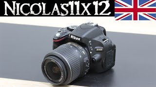 Nikon D5100 Review + Image Test/Video Test
