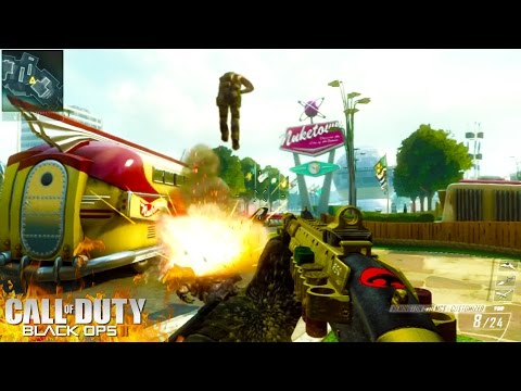 Call Of Duty Black Ops 2 LIVESTREAM! - Try-Harding MAYHEM on BO2  - Playing Domination & Party Games