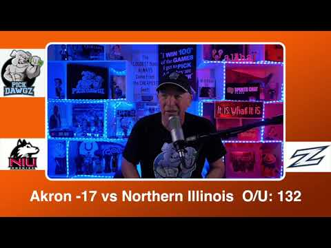 Akron vs Northern Illinois 2/16/21 Free College Basketball Pick and Prediction CBB Betting Tips