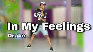 In my feelings Dance Choreography